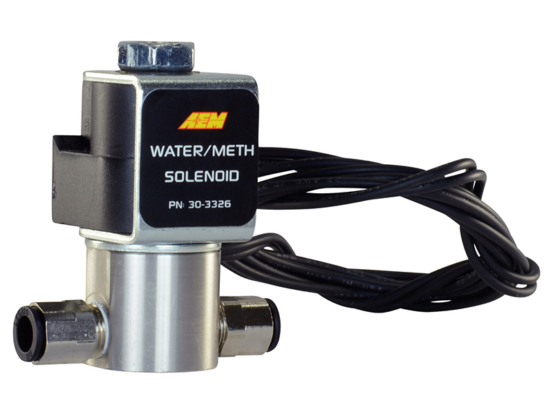 Water - Alcool injection Solenoid